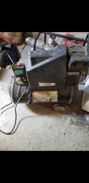 2 hp Compressor for Sale in Whittier, CA