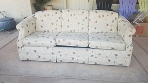 Sofa with pull out bed for Sale in Chandler, AZ