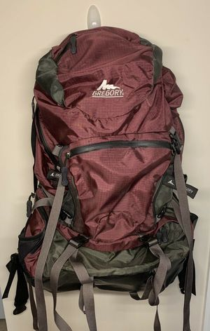 Gregory Deva 60 Pack - Women's - Plum Red for Sale in Washington Grove, MD