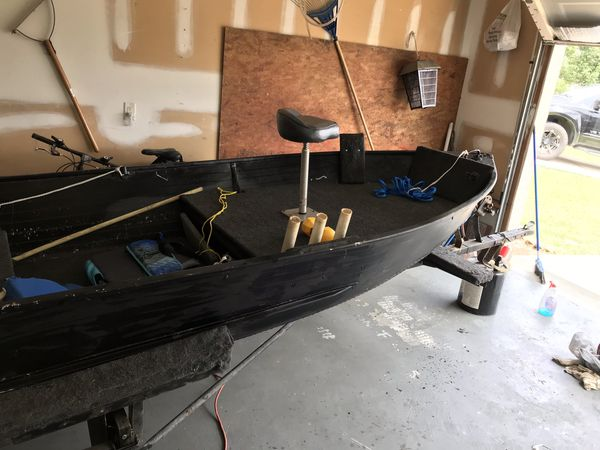 V shape John boat asking 2000 obo
