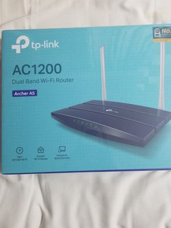 Tp Link Ac1200 Dual Band Router for Sale in Santa Clara,  CA