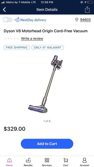 Dyson v8 for Sale in San Leandro, CA