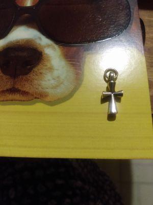 PENDING James Avery st. Teresa small cross charm $16 for Sale in San Antonio, TX