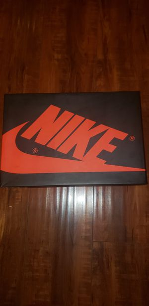 Jordan 1 OG BG Bred Toes for Sale in Los Angeles, CA