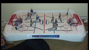 Pro Stars 2 vintage table hockey game ( are, foosball, pinball, ice) for Sale in East Amherst, NY