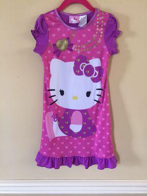 Hello Kitty Nightgown - Pretty in Purple for Sale in Abingdon, MD