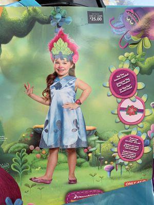 Poppy trolls costume for Sale in Whittier, CA