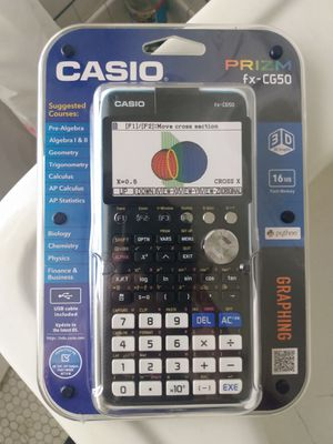 3 D Graphing calculator for Sale in Battle Creek, MI