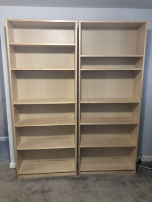 2 IKEA Bookshelves for Sale in Annapolis, MD