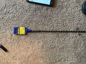 "Irwin 5/16"" hammer drill bit for Sale in San Diego, CA"