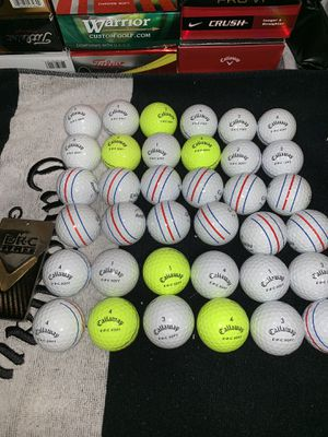💚🌕⚪️ CALLAWAY E•R•C SOFT GOLF BALLS⚪️🌕💚 for Sale in Las Vegas, NV