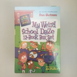 My Weird School Daze 12-Book Box Set for Sale in San Mateo,  CA