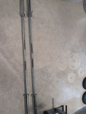 Olympic barbell for Sale in Annandale, VA