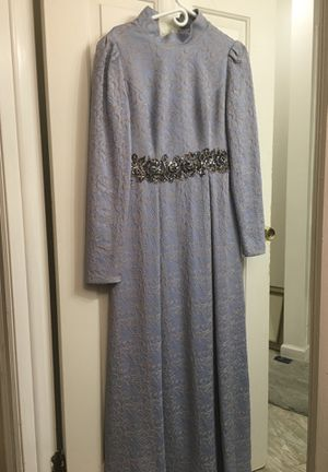 LONG SLEEVE PROM/EVENING DRESS for Sale in Herndon, VA
