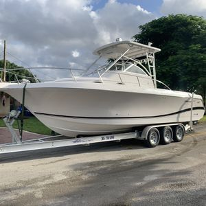2004 Proline 30wa Boat for Sale in Hollywood, FL