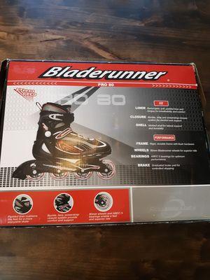 Bladerunner Pro 80 inline skates, Size 8M for Sale in Chandler, AZ
