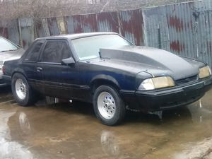 1987 ford mustang $6,500.run and dive. for Sale in Jackson, MS