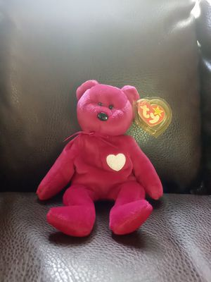 **Rare w/ Tag Errors**Valentina Original Beanie Baby for Sale in Creedmoor, NC
