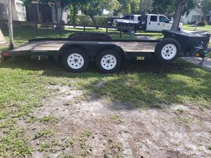 18 Foot Big Tex Car Hauler for Sale in Fort Lauderdale, FL