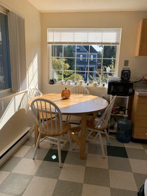Dining table with chairs for Sale in Tacoma, WA