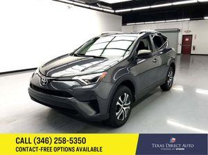 2016 Toyota RAV4 for Sale in Stafford, TX