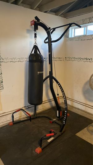 Everlast MMA punching bag combo for Sale in Lynwood, CA