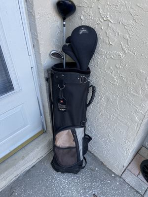 Golf bag and clubs for Sale in Tampa, FL