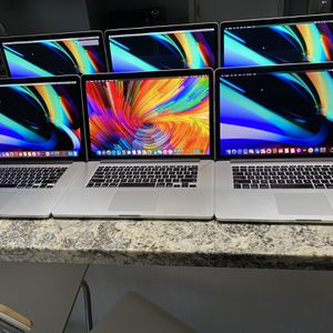 """APPLE MACBOOK PRO 15"""" INTEL CORE i7 @2.3GHZ 16GB RAM 256GB SSD! LODED WITH ADOBE, FINAL CUT PRO, OFFICE, LOGIC PRO X for Sale in Rodeo, CA"""