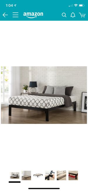 Full size bed frame for Sale in West Linn, OR