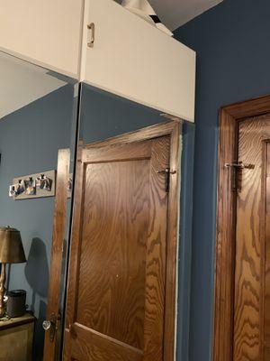 Very big/tall closet (I believe Ikea) for Sale in Washington, DC
