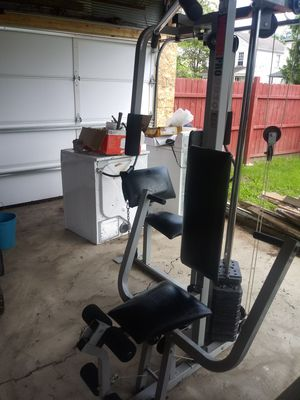 Home gym equipment for Sale in Columbus, OH