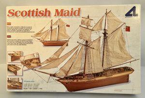 Artesania Latina Scottish Maid Wood Ship Kit for Sale in Crofton, MD