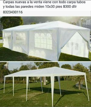 New tents for sale for Sale in Houston, TX