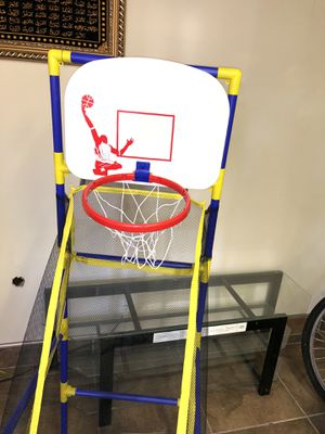 Basketball toy for kids outdoor activity for Sale in Dearborn, MI