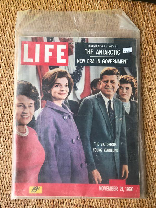 November 21, 1960 LIFE magazine