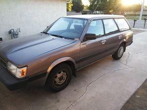1993 Subaru Loyale for Sale in Hemet, CA