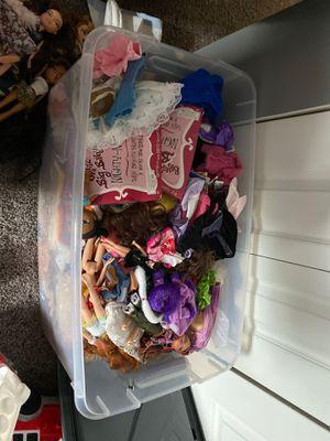 Bratz dolls/ barbies for Sale in Streamwood, IL