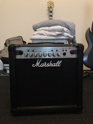 Marshall Mg15CFX Guitar Amp for Sale in Belleair, FL