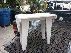 Hand made wooden table for Sale in Virginia Beach, VA