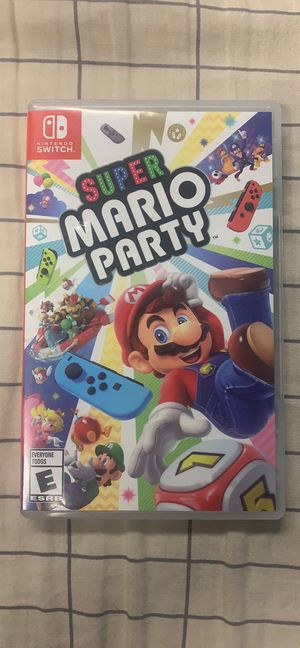 Super Mario party for Sale in Lewiston, ID
