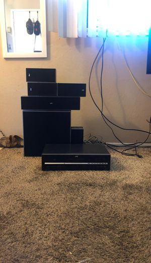 JVC Sound system works great NEED GONE TODAY for Sale in Menlo Park, CA