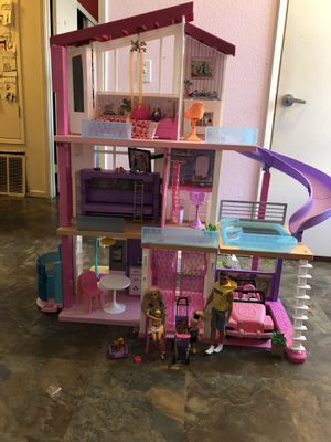 Barbie doll house for Sale in Poway, CA