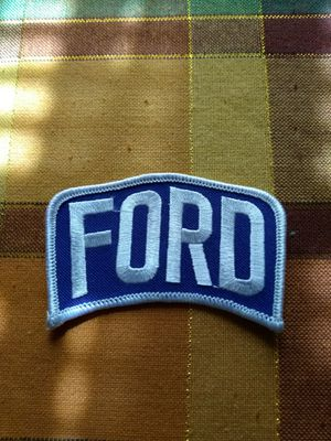 FORD CLOTHING PATCHES for Sale in South Gate, CA