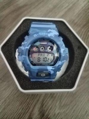 G-Shock camo-blue women's watch (Casio) for Sale for sale  Duluth, GA