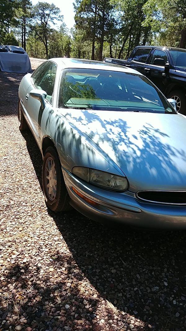 1995 Buick riviera