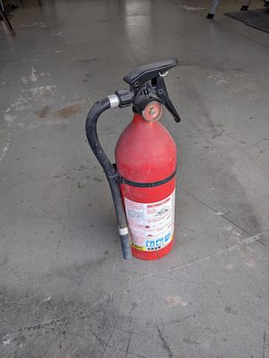 Fire extinguisher for Sale in Lake Forest, CA