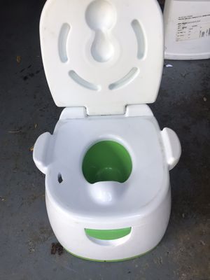 Portable potty training seat and stool for Sale in Palm Shores, FL