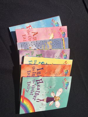 Rainbow magic books for Sale in Rolling Meadows, IL