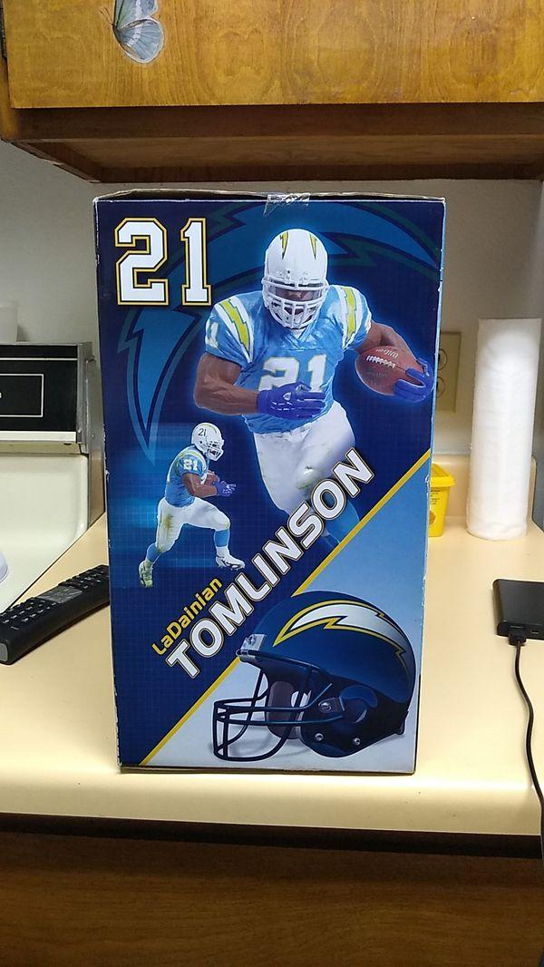 NFL LaDainian Tomlinson running back #21 rare edition