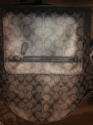 Coach Backpack for Sale in Chicago, IL
